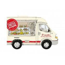 Le camion à tartes Fabrique Kluger - 70 recettes