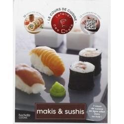 Le Cours de cuisine - Makis & sushis