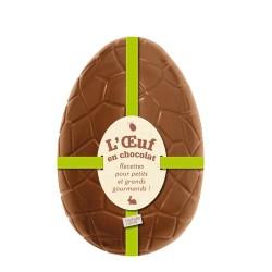 L'oeuf en chocolat - Recettes pour petits et grands gourmands !