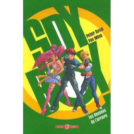 Spy Boy - Tome 4 - Les dessous de l'affaire