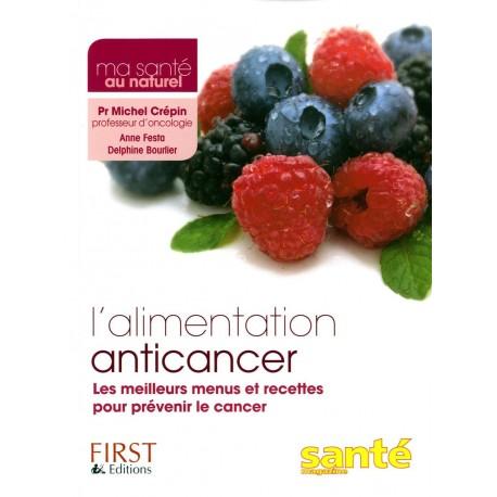 L'alimentation anticancer