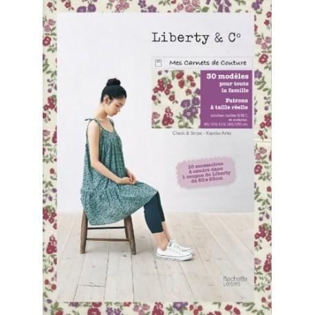 Mes carnets de couture - Liberty & Co