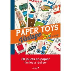 Paper toys vintage