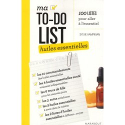Ma To-do List Huiles essentielles