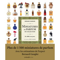 Miniatures de parfum de collection - De 1800 à nos jours