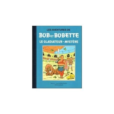 Bob et Bobette - Le gladiateur-mystère, Tome 5, collection bleue