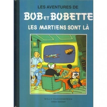 Bob et Bobette - Les martiens sont là, Tome 6, collection bleue