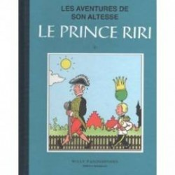 Les aventures de son altesse - Le prince riri, Tome 4, collection bleue