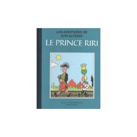 Les aventures de son altesse - Le prince riri, Tome 4, collection bleue