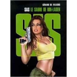 SAS Le sabre de Bin-Laden - Tome 2