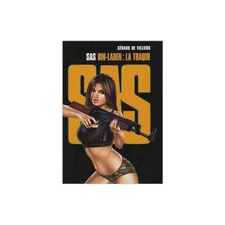 SAS Bin-Laden : la traque - Tome 4