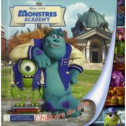 Monstres Academy - L'histoire du film