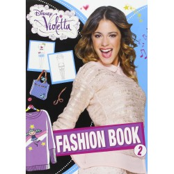 Violetta - Fashion book 2