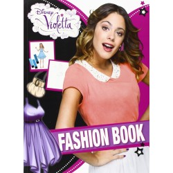Violetta - Fashion Book