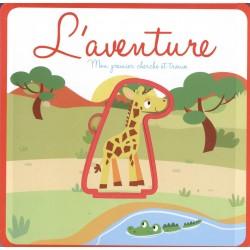 L'aventure - Mon premier cherche et trouve
