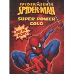 Spider-Sense Spiderman - Super power colo avec des stickers