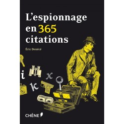 L'espionnage en 365 citations