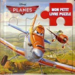 Planes - Mon petit livre puzzle