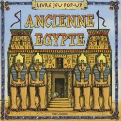 Ancienne Egypte - Livre jeu pop-up