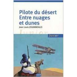 Pilote du désert - Entre nuages et dunes