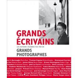 Grands écrivains - Les auteurs célèbres vus par de grands photographes