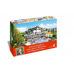 Coffret Le village préféré des français - Le jeu