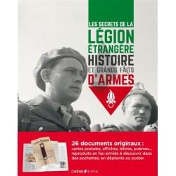 Les secrets de la Légion étrangère - Histoire et grands faits d'armes