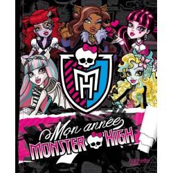 Mon année Monster High
