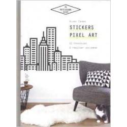 Stickers Pixel Art - 20 mosaïques à réaliser soi-même