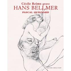 Cécile Reims grave Hans Bellmer