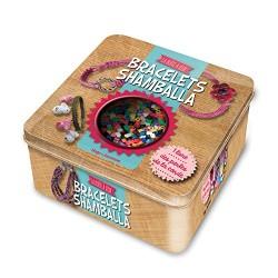 La boîte à jeux - Bracelets shamballa - 1 livre, des perles et de la corde