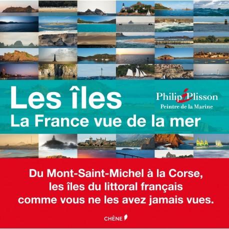 Les îles - La France vue de la mer