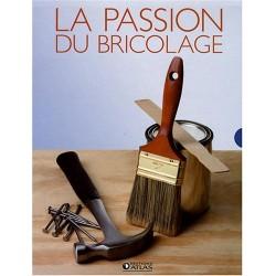 La passion du bricolage - Coffret 2 volumes - Le travail du bois - Bricolage facile
