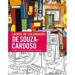 Cahier de coloriages - De Souza-Cardoso - Un des plus grands artistes portugais