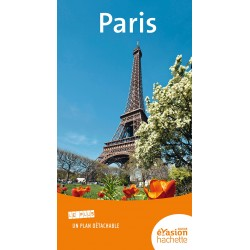 Guide évasion - Paris - Un plan détachable