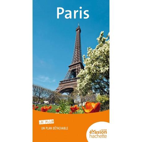 Guide évasion - Paris - Un plan détachable
