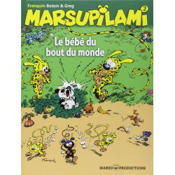 Marsupilami - Le bébé du bout du monde