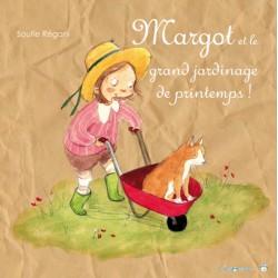 Margot et le grand jardinage de printemps !