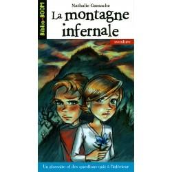 Biblio Boom Aventure - Olivier et Olivia - La montagne infernale, tome 4 - Numéro 19