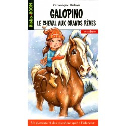 Biblio Boom Aventure - Galopino, le cheval aux grands rêves - Numéro 6