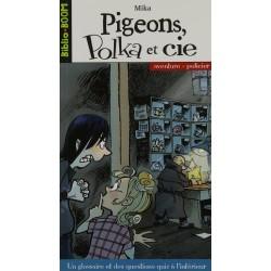 Biblio Boom Aventure Policier - Alexandrine, apprentie journaliste - Pigeons, Polka et cie - Numéro 14