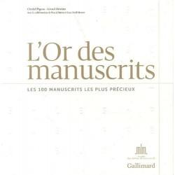 L'Or des manuscrits - Les 100 manuscrits les plus précieux