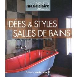 Idées & styles - Salles de bains - Inspirations, couleurs, matières, fonctionnalités…