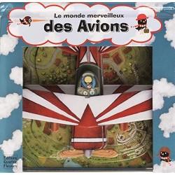 Coffret Le monde merveilleux des Avions