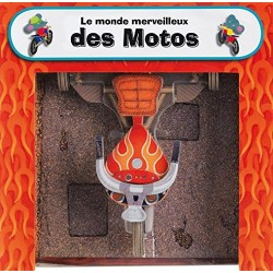 Coffret Le monde merveilleux des motos