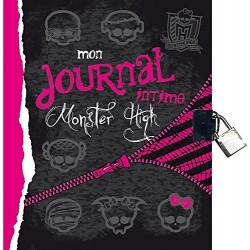 Mon journal intime Monster High
