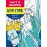 Cahier de coloriages - New-York