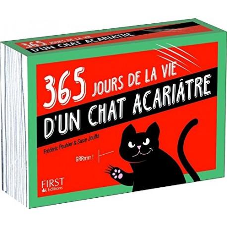 365 jours de la vie d'un chat acariâtre - GRRrrrrr !