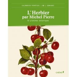 L'herbier par Michel Pierre - 52 planches botaniques