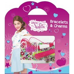 Disney Violetta bracelets & charms